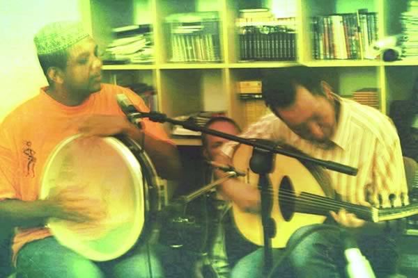 Mohamed Badawi & Moussa Selkh | Foto: Hubl Greiner