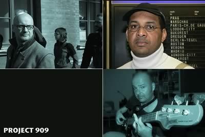 Project 909, Hubl Greiner, Jens-Peter Volk und Mohamed Badawi