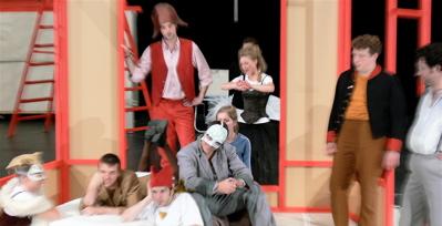 Die Bremer Stadtmusikanten, Staatstheater KA
