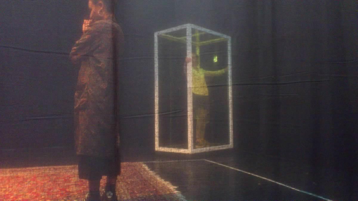 Mumien, Theaterstück